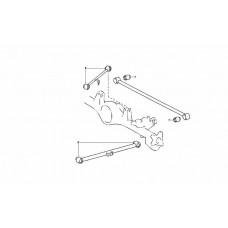 Adventure Driven | Lexus GX 470 Rear Suspension Kit